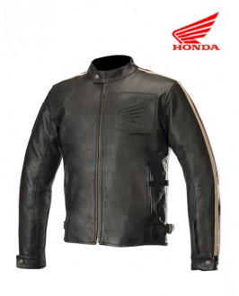 HONDA CHARLIE LEATHER JACKET