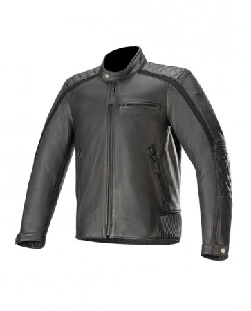 HOXTON V2 LEATHER JACKET