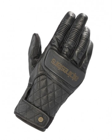 BRASS LEATHER GLOVES
