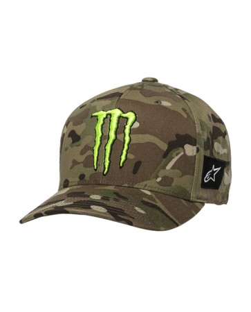 MONSTER MULTICAMO HAT