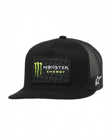 MONSTER CHAMP TRUCKER HAT
