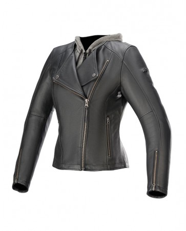 ALICE WOMEN LEATHER JACKET